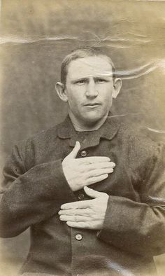19th Century Mug Shots from New Zealand | The Museum of Ridiculously Interesting Things