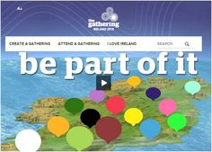 Check it out: The Gathering 2013 - You don't have to be Irish to be Irish. Why not join in the fun.