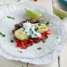 Easy Breakfast Burrito | Food & Wine