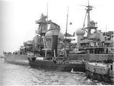 29 May 1941 Damage to Engines forced the cruiser to run for Brest. She reached port on Croiseur Lourd, Prinz Eugen, Prince, Ship Names, History Page, Construction, Battleship, Warfare, Sailing Ships