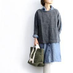 Another linen sewing project.  Love the shirt!