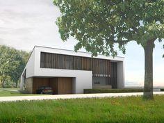 Maas Architecten » woonhuis woerden