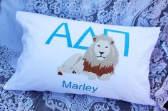 Great pillow from Etsy's Uppercases, a licensed vendor! $14.95