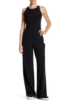 Sleeveless Back Zip Jumpsuit by cupcakes and cashmere on @nordstrom_rack