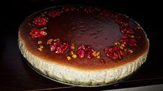Skoricovy so slanym karamelom cheesecake