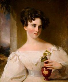 Sully, Thomas (b,1783)- Udney Maria Blakeley