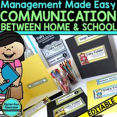 Are you looking for a great tool for daily communication between home and…
