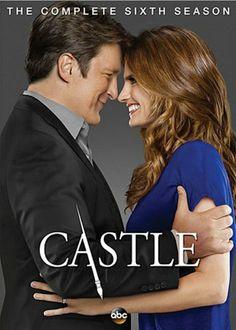 Castle: Season 6 DVD