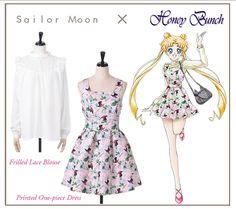 Sailor Moon × Honey Bunch   Sailor Moon   ISTEAN.mistore.jp