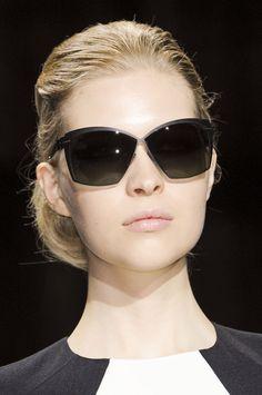 b6d2c9e40db7 Talbot Runhof at Paris Fashion Week Spring 2013 - StyleBistro Discount  Sunglasses
