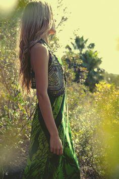 bohemian beauty fashion | FASHION FEATURES