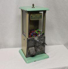 gumball machine master Vintage