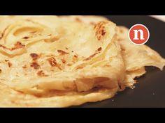 Roti Canai | Roti Pratha | 马来千层饼 [Nyonya Cooking] - YouTube