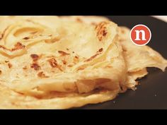Roti Canai   Roti Pratha   马来千层饼 [Nyonya Cooking] - YouTube