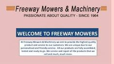 Home - Freeway Mowers & Machinery Garden Equipment, Outdoor Power Equipment, Riding Mower, Energy Conservation, Garden Maintenance, Home Landscaping, Lawn Mower, Melbourne, Victoria