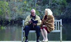 "The Notebook - James Garner as Noah "" Duke "" Calhoun and Gena Rowlands as Allie Hamilton Calhoun Sam Shepard, Rachel Mcadams, Ryan Gosling, Love Movie, Movie Tv, Movie Scene, Movies Showing, Movies And Tv Shows, Gena Rowlands"