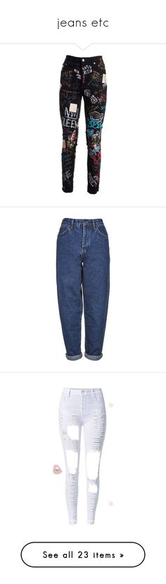 """jeans etc"" by valaquenta ❤ liked on Polyvore featuring jeans, pants, bottoms, denim skinny jeans, skinny leg jeans, dolce gabbana jeans, side pocket jeans, button front jeans, trousers and mid stone"