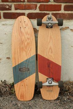 Almond Surfboards & Designs — {Coffee-Break Commuter} - Almond Skateboard ($100-200) - Svpply