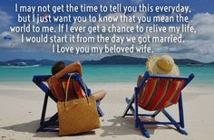 honeymoon quotes for her