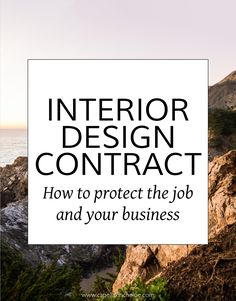 Interior Design Contract Template   http   cermai xyz 075155     Anatomy of an Interior Design Agreement 2 0