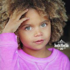 Carsyn - 4 Years • Caucasian & African American ❤  FOLLOW @beautifulmixedkids on instagram WWW.STYLISHKIDSAPPAREL.COM