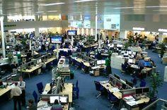 Telegraph newsroom