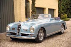 1949 Alfa Romeo 6C 2500 SS SWB...