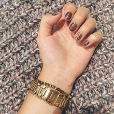 ellen mollen Autumn Theme, Fall 2016, Essie, Nail Art, Nails, Bracelets, Jewelry, Fashion, Finger Nails