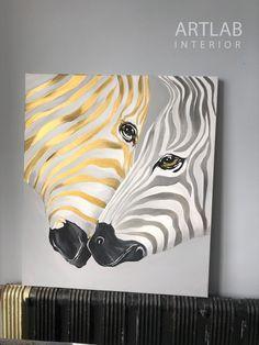 Modern Art Paintings, Animal Paintings, Diy Canvas Art, Acrylic Painting Canvas, Watercolor Art, Art Prints, Drawings, Ideas, Weird Art