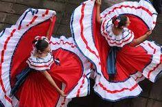 bailes típicos costarricenses