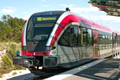 While Capital MetroRail may have experienced some growing pains over the years, it has now come into its own. The Red Line consists of nine stops over a 32-mile line, and connects downtown Austin to several destinations along the route to Leander in the northwest.