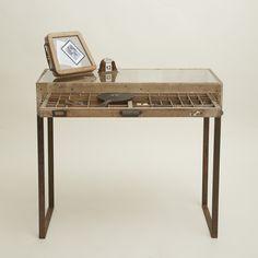 recycled furniture | emdeco | katie thompson