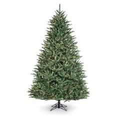 santa's own oregon noble vintage artificial christmas tree Strong and Sturdy  If your dream tree is the opposite of understated, check out Santa's Own 7.5' Oregon Noble Vintage ($547) — its branches drooped the least among our winners