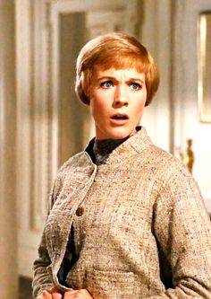 Julie Andrews- Sound of Music~Those facial expression~~ :D <3