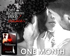 ** ONE MONTH ** Until 'Marriage of Inconvenience' is LIVE! Holy cheese, time sure flies when you're... eating cheese. I'm so excited for you all to read Dan and Kat's book! :-) Again, this is your friendly reminder to gird your loins. Dan has foul mouth. <3   You can pre-order 'Marriage of Inconvenience' here for $5.99 the price will increase on release day to $6.99!: http://pennyreid.ninja/book/marriage-of-inconvenience/