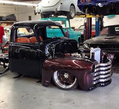 1953 #chevy #truck #project coming along just fine....