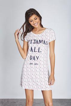 Amamos ficar de pijama o dia inteiro!