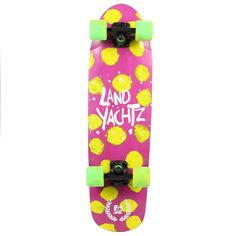 Landyachtz Dingy Cruiser Cruiser Skateboards, Dinghy, Skater Girls, Skateboarding, Polka Dots, Jon Boat, Skateboard, Surfboard, Polka Dot