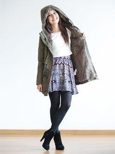 4 Looks invernales con prendas atemporales   Moda Saga Falabella