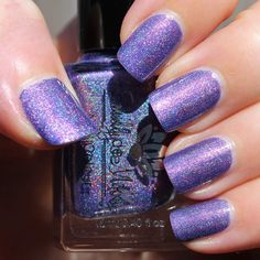 Emily de Molly Radiant Fuchsia (The Holo Grail Box by Dazzled - September 2014 - Waltz of the Flowers)
