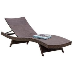 Home Loft Concept Kauai Chaise Lounge