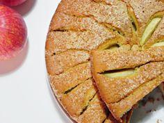 Briciole di delizie: Torta di mele e cannella