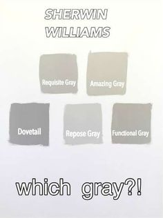 Finding For The Perfect Gray Paint Color For A Room Can Be