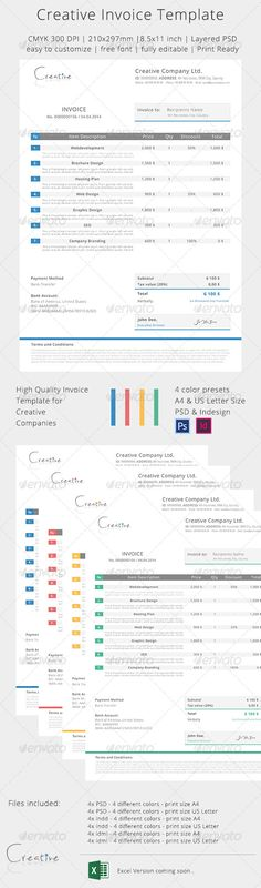 Clean Invoice Template  Cleaning Business Proposal And Proposal