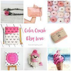 Color Crush Etsy Love