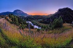 Patagonian Sunset