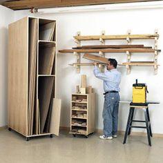 projeto gratuito no blog: Ah! E se falando em madeira...: organizar retalhos das madeiras