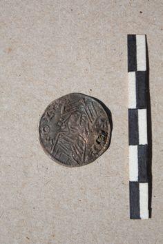 Viking age / Finnish/Danish rare coin