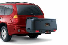 Trailer Hitch Luggage Rack Endearing Rola Adventure System Hitch Cargo Box  Fixed Tilt & Swing Away Design Inspiration