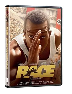 Race (Bilingual): DVD Jesse Owens, Berlin Olympics, The Incredible True Story, Williams James, We Movie, Movie Collection, True Stories, It Hurts, Racing